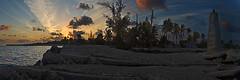 Marathon Key, Florida Sunrise (mattleof) Tags: sony rx100 m4 mattfredrickson fredrickson city photo photos photography light orange orangecounty california ca photographer mattleof marathon key florida spring april 2017