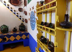 frida-kitchen (quirkytravelguy) Tags: frida kahlo museum mexico city coyoacan