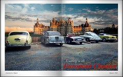 European Classics Magazine (gpholtz) Tags: diorama miniatures 118 diecast facelvega porsche mercedes jaguar karmannghia