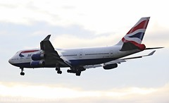 G-BYGB (renanfrancisco) Tags: british britishairways baw ba gbygb oneworld boeing 747 747400 744 landing pouso gru gruairport sbgr guarulhosairport aeroporto airport airlines aeropuerto spotting speedbird
