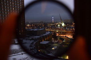 Moscow Nightscape (Filter)