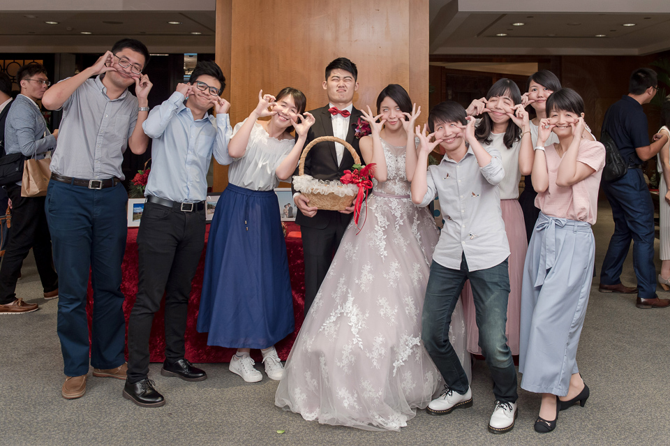 高雄婚攝 國賓大飯店 婚禮紀錄 J & M 122