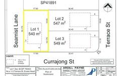 Lot 1, 1-3 Terrace Street, Evans Head NSW