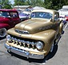1951 Ford Custom (bballchico) Tags: 1951 ford pickuptruck custom kustom joesantell customcarrevival carshow