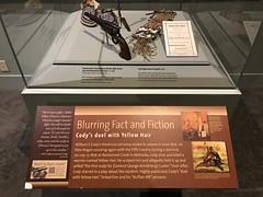 Buffalo Bill duels Chief Yellow Hair (mayocdp) Tags: museum wyoming cody duel yellowhair buffalobill