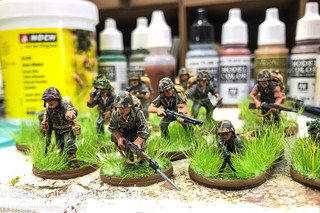 First attempt at Static Grass