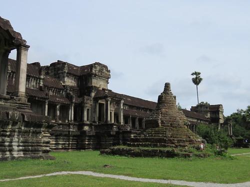 Angkor Vat - Cambodge Août 2017