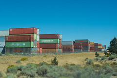 (_ormolu) Tags: oregon tirefactory lesschwab tires shippingcontainer shipping container crate