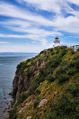 cape enrage lighthouse (-liyen-) Tags: capeenrage newbrunswick coastline rugged rocky maritimes atlanticocean canada atlanticcanada eastcoast fujixt1
