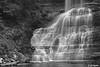 DSC_7413 ~ Cascades, VA B&W (stephanie.ovdiyenko) Tags: cascades viginia waterfall virginiawaterfall river fallingwater forest