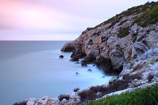 Calmando el mar embravecido