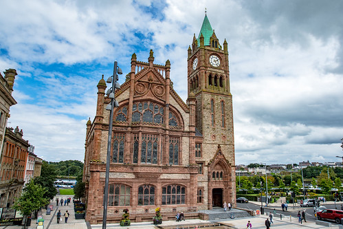 Derry - Guildhall