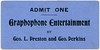 Graphophone Entertainment Ticket (Alan Mays) Tags: ephemera tickets admissiontickets admissions concerttickets entertainmenttickets paper printed graphophoneentertainment graphophones phonographs entertainments graphophoneentertainments phonographentertainments concerts graphophoneconcerts phonographconcerts music preston geolpreston georgelpreston perkins geoperkins georgeperkins entertainers blue victorian 19thcentury nineteenthcentury antique old vintage typefaces type typography fonts