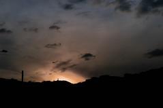 Atardecer en Medellin (Dorian Miguel Ospino Caro) Tags: m42 sonyalpha fujinon ebc atardecer sabado medellin robledo sunset rojo tarde septiembre contraluz
