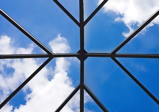 Sky and Window 1313 B