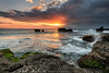 Melasti Beach Sunset (©Helminadia Ranford) Tags: bali indonesia seascape landscape light nature asia
