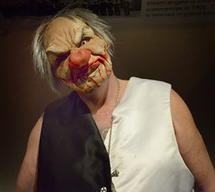 Vegas Horror Show (Peter Jennings 24 Million+ views) Tags: the vegas horror show comedy illusions magic andre auckland new zealand peter jennings nz clown