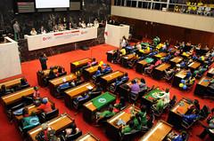 Plenário Presidente Juscelino Kubitschek - Palácio da Inconfidên (André_Quintão) Tags: resíduos sólidos catadores coleta seletiva andré quintão almg