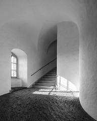 Interior Rundetårn, Copenhagen