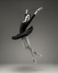 Viviane (Photography of Dance) Tags: ballet ballerina studiolight beautiful young girl tutu leotard
