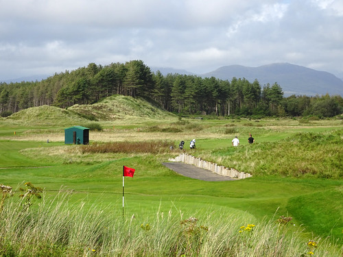 Royal St David's golf course, Harlech