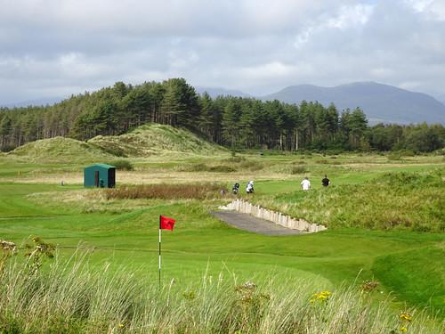 Royal St David's golf course, Harlech