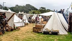 Viking Village 14 (allybeag) Tags: largs vikingvillage crafts historical reenactment