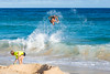 boogie beach (1eyephotography) Tags: wave hawaii flip beach water pacific ocean boogieboard