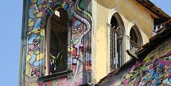 Olhão 2017 - Graffiti de Sen 03 (Markus Lüske) Tags: portugal algarve olhao olhão graffiti graffito sen wandmalerei kunst art arte street streetart strase mural muralha lueske lüske luske