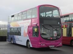 First Potteries 32635 KX05MGV Donington Park Circuit attending Showbus 2017 (1280x960) (dearingbuspix) Tags: first 25 showbus firstpotteries showbus2017 32635 kx05mgv