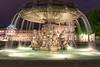 water fountain (Jack More) Tags: fontäne schlossplatz stuttgart water