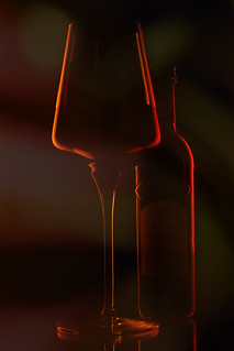 A drink in the Dark
