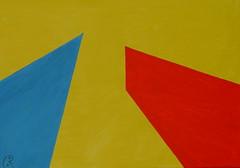 Conformity by Jan Theuninck, 2017 (Gray Moon Gallery) Tags: jantheuninck conformism matchingattitudes socialrejection red yellow blue penséeunique enmarche конформизм jeanpierrederycke