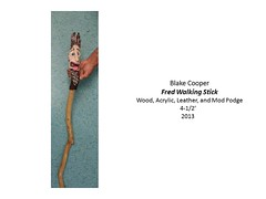 "Fred Walking Stick • <a style=""font-size:0.8em;"" href=""https://www.flickr.com/photos/124378531@N04/37169745085/"" target=""_blank"">View on Flickr</a>"