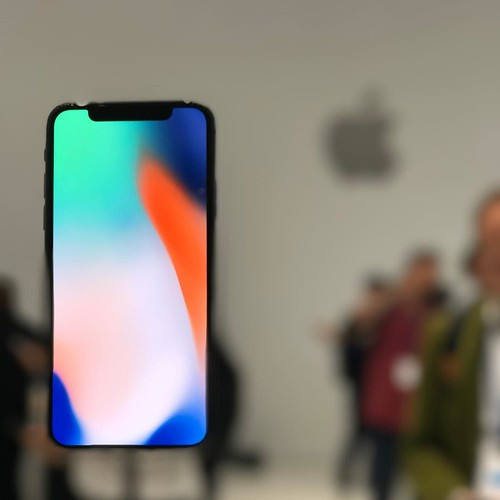 #iPhoneX #AppleEvent