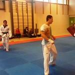 Training bij Hasan Aykac 2013