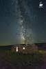 Blue Dome Milky Way (Chris Ross Photography) Tags: d800 nikon 20mmf18 milkyway night idaho stars brothel led lights panels bluedome