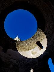 Split oldtown, Unesco site!