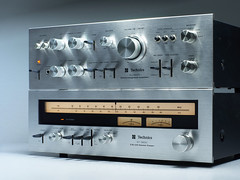 Technics SU/ST 3500 Stereo Amplifier/Tuner (oldsansui) Tags: 1970 1970s audio technics amp tuner receiver hifi design old radio music analog solidstate seventies audiophile madeinjapan 1975 70erjahre vintage classic retro stereo amplifier electronic