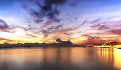 Fix You (Gio_ said_good_by) Tags: landscape seascape cityscape skyline sky clouds music soundsgood magic haven bari italy fixyou