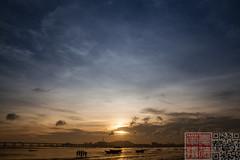 IMG_2558 (Edward Ha) Tags: 佳能 香港 canon hongkong 新界 newterritories 元郎 yuenlong 流浮山 laufaushan 日落 sunset outdoor landscape