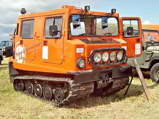 727b Bandvagn 206 (BV206)