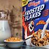 Breakfast of champions Print (photopeb22@live.com) Tags: cereal tony still life milk flakes kelloggs
