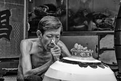 The Artist-1.jpg (simon_pannell) Tags: southvietnam saigon blackandwhite asia street southeastasia nikdefine seasia hochiminhcity streetportraits colour streetscapes monochrome travel niksilverfx hcmc streetlife vietnam portraits