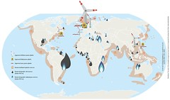 Global Energy Production Power Plants and Resources (boellstiftung) Tags: oceanatlas climatechange pollution sea ocean heinrichboellfoundation maritimeindustry shippingindustry overfishing ecosystem biodiversity