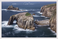 Enys Dodman, Lands End, Cornwall. (Gregg Cashmore) Tags: canon exposure greggcashmore zoom lens cornwall sea waves rocks cliffs water south enysdodman landsend view coast coastpath photography