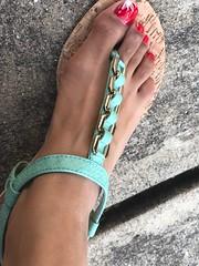 Just that kind of a day! #theorginalwifeysexyfeet .. #ebonygoddess #soulful #feetmodel #foot #toes #rednails #orange #blackwhite #decisions #girlstruggles #neosoul #loveandbasketball #whatiwear #whitenails #teamprettytoes #prettytoes #footgoddess (Wifey's Sexy feet) Tags: theorginalwifeysexyfeet ebonygoddess soulful feetmodel foot toes rednails orange blackwhite decisions girlstruggles neosoul loveandbasketball whatiwear whitenails teamprettytoes prettytoes footgoddess