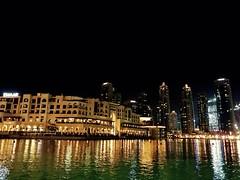 A night in Dubai (cristinaladini) Tags: soukalbahar skyline dubainight nightview dubaimall grattacieli skyscraper burjkhalifa dubai uae