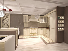 Интерьер квартиры | кухня