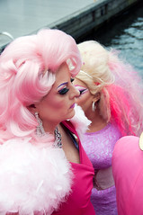 2017_Aug_Pride-660 (jonhaywooduk) Tags: lady galore this is how we drag amsterdam pride 2017 canal boat transvestie